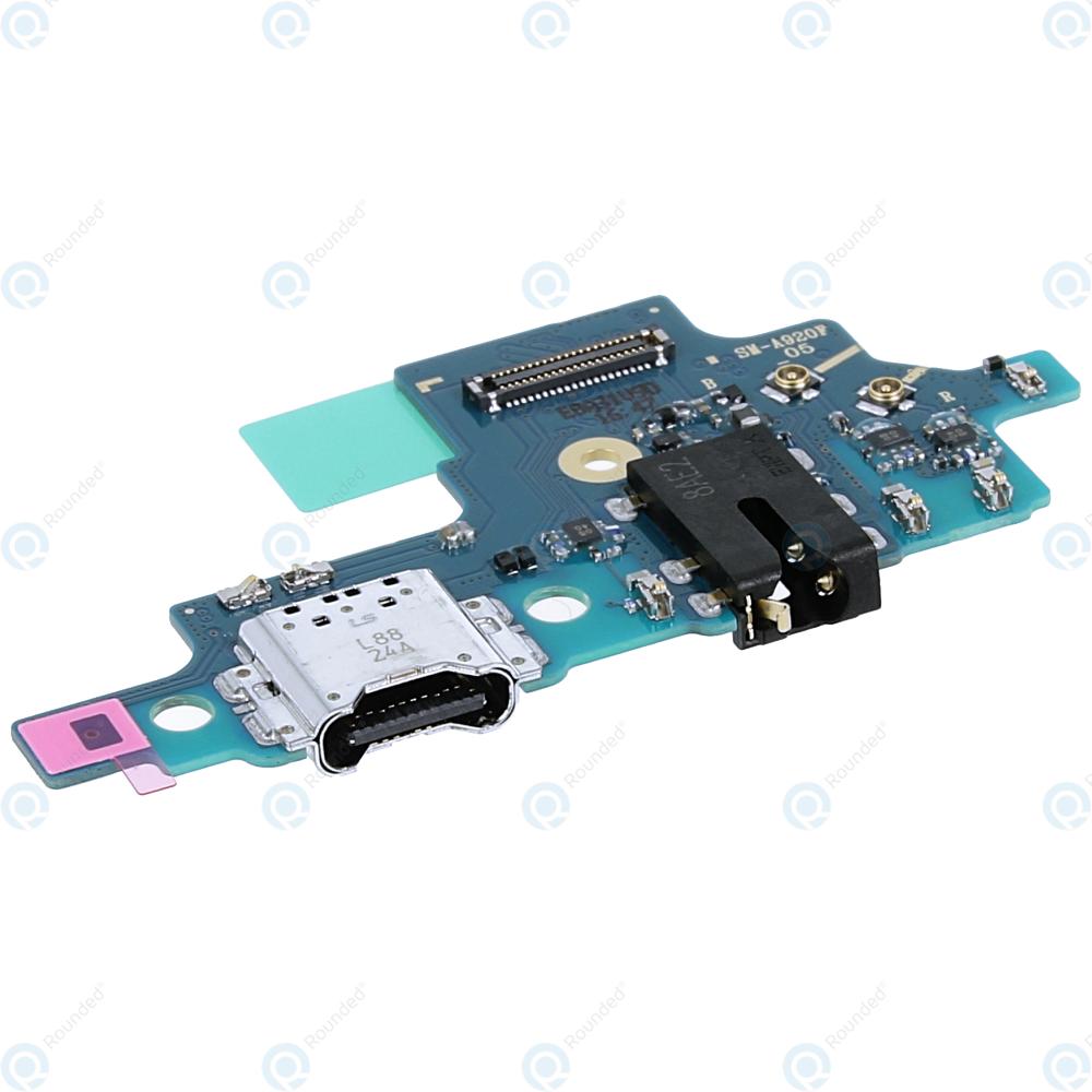 Samsung Galaxy A9 2018 (SM-A920F) USB charging board GH96-12217A