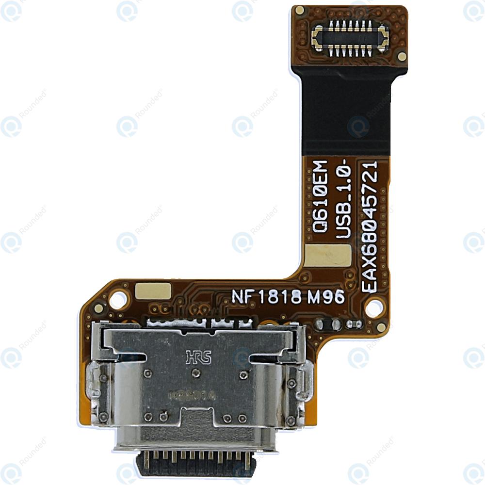 LG Q7 (MLQ610) Charging connector flex EBR85903401
