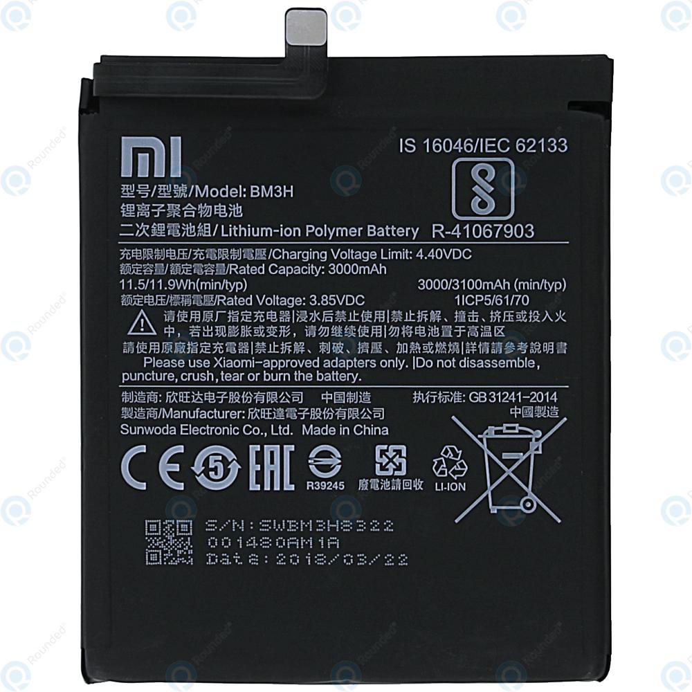 Xiaomi Mi Play Аккумуляторы BM40H 40000mAh