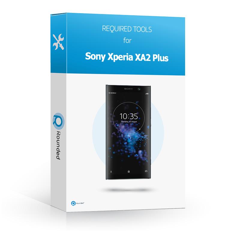 Sony Xperia XA2 Plus (H3413, H4413, H4493) Toolbox