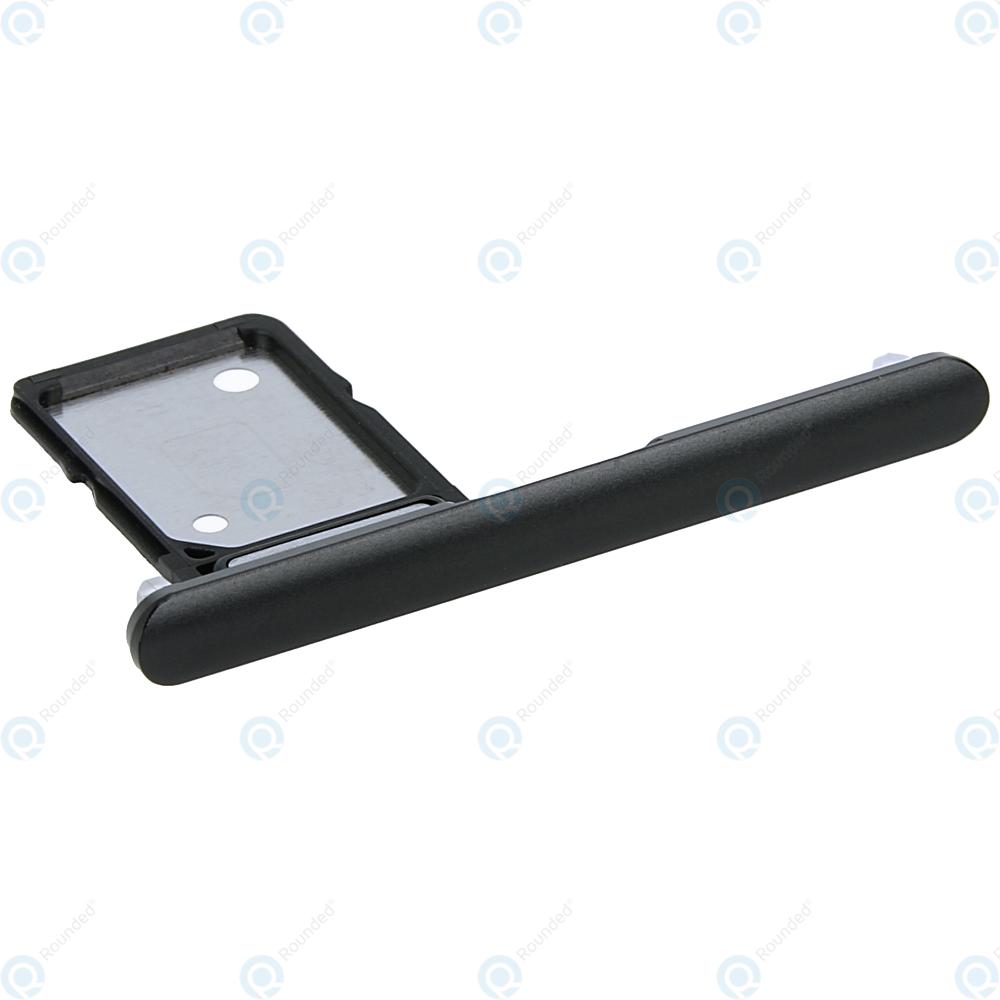 Sony Xperia XA2 Plus (H3413) Sim tray black 306J2AQ0500