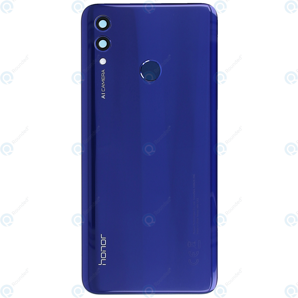 timeless design dfed3 05f0d Huawei Honor 10 Lite (HRY-LX1) Battery cover battery cover sapphire blue  02352HUW