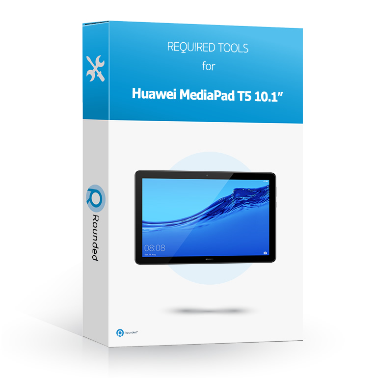 Huawei MediaPad T5 10 1 Toolbox