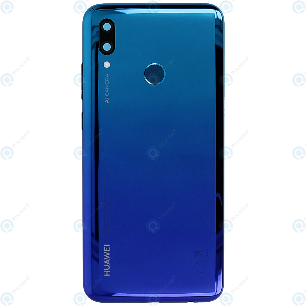size 40 9acf1 61d34 Huawei P smart 2019 (POT-L21 POT-LX1) Battery cover aurora blue 02352HTV