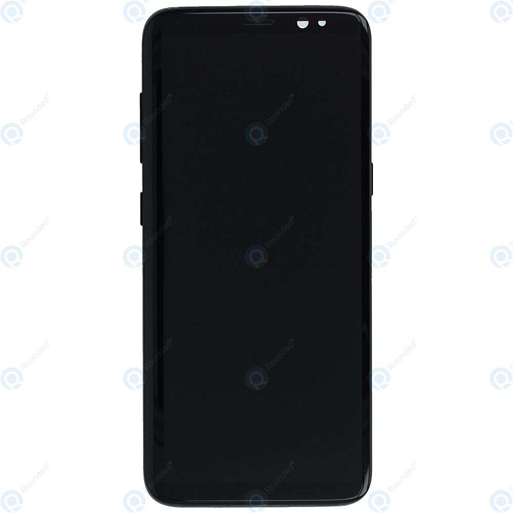 Samsung Galaxy S8 (SM-G950F) Display unit complete black GH97-20457A