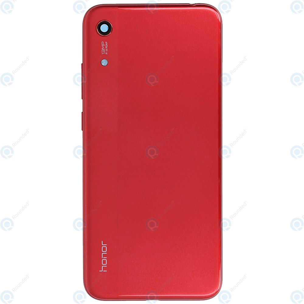 l'ultimo 3f10c 53ad3 Huawei Honor 8A (JKT-L21) Battery cover red