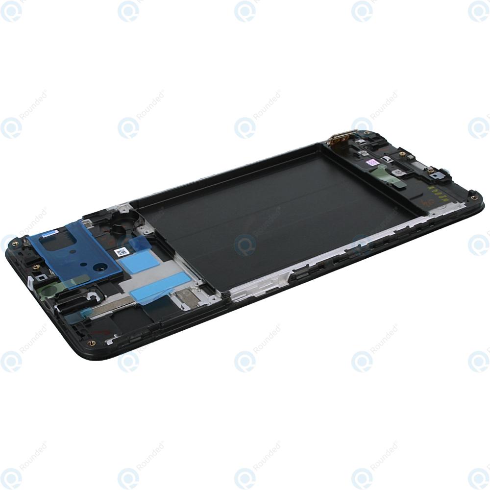 Samsung Galaxy A70 (SM-A705F) Display unit complete black GH82-19787A  GH82-19747A