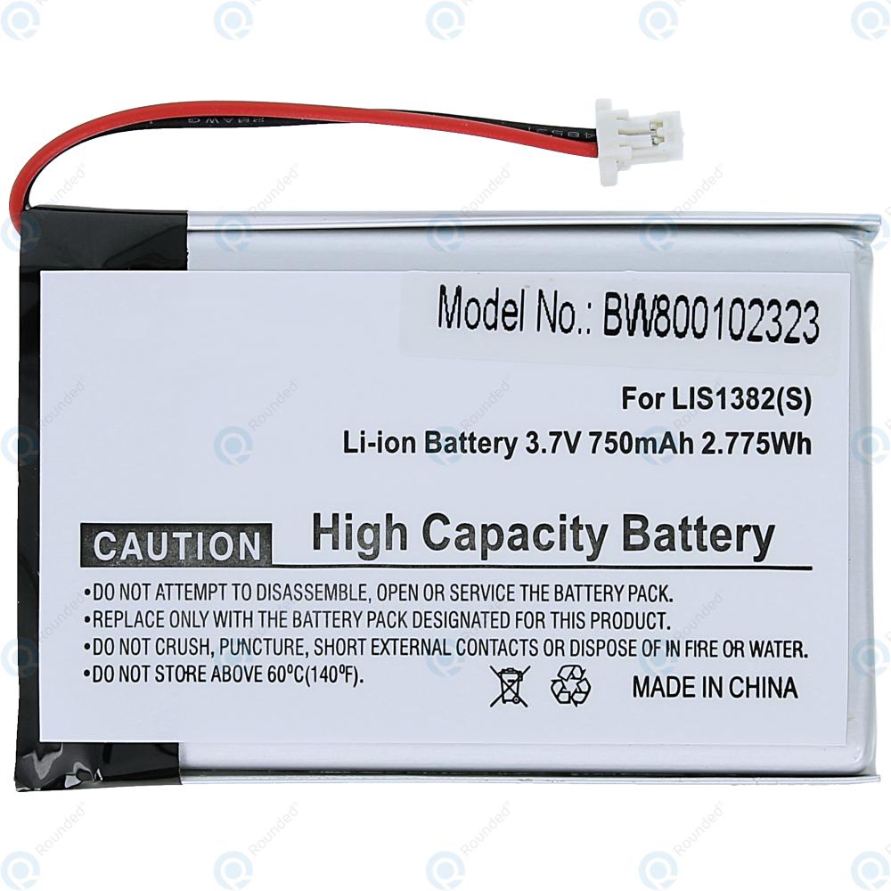 Sony Reader PRS 40 Battery 40mAh LIS40J
