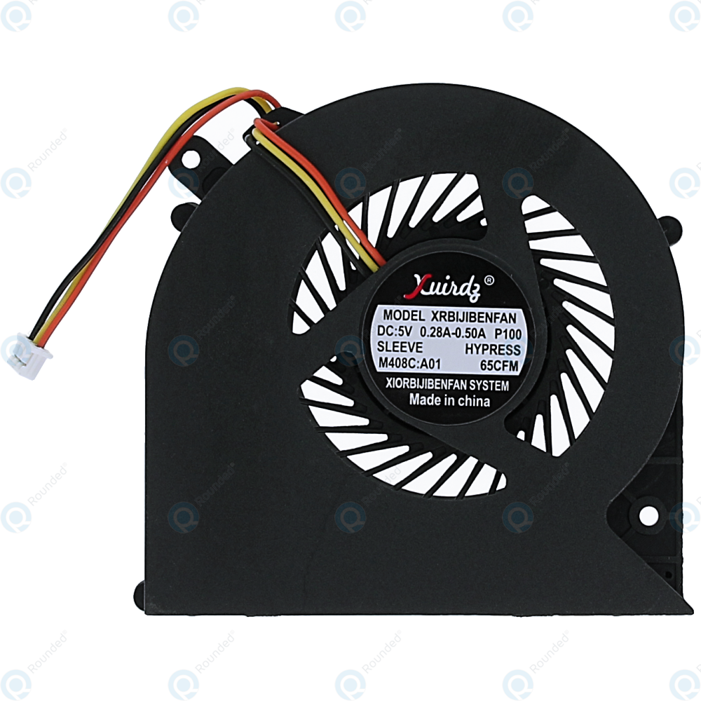 New fit Toshiba Satellite C645 L635 3 Pin CPU Cooling Fan