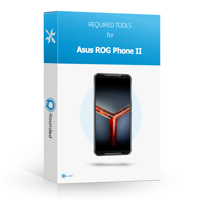 Asus ROG Phone II (ZS660KL) Toolbox