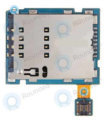 Samsung Galaxy Tab 10 1 P7500 SIM card module, SIM card reader spare part  A116523B