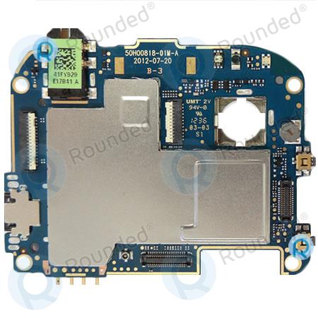 htc desire x t328e mainboard motherboard blue spare part. Black Bedroom Furniture Sets. Home Design Ideas