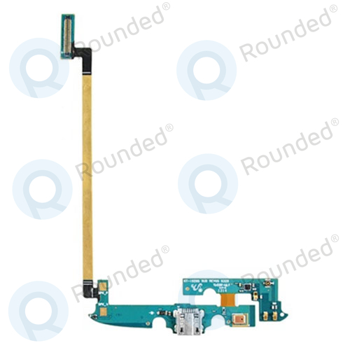Samsung Galaxy S4 Active i9295 charging port with mic flex cable