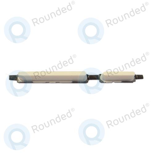 Asus MeMo Pad ME172V volume & power button (white)