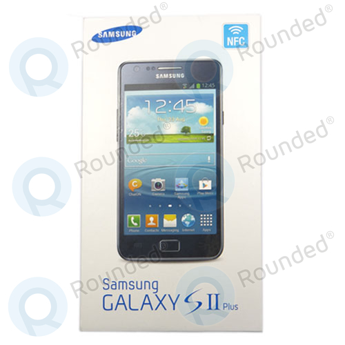 samsung galaxy s2 plus i9105p original packaging. Black Bedroom Furniture Sets. Home Design Ideas