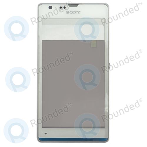 Sony xperia sp c530x aanraak scherm behuizing voorzijde wit - Wit scherm ...