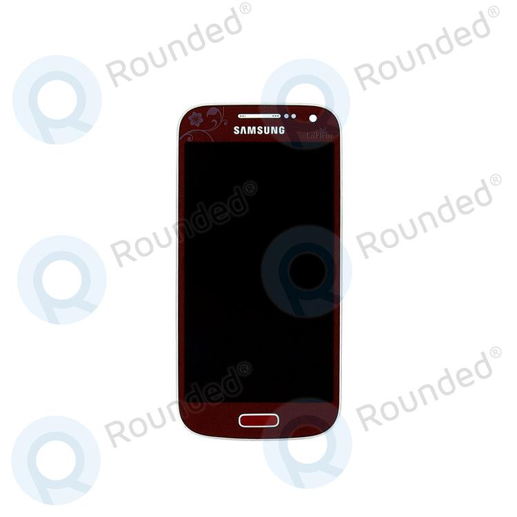 Samsung Galaxy S4 Mini I9195 Display Unit Complete La Fleur Gh97