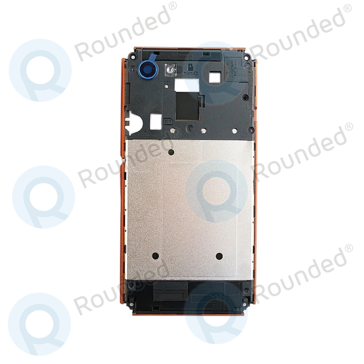 buy online 2bcdd ab887 Sony Xperia E3 (D2203) Middle cover copper (4G)