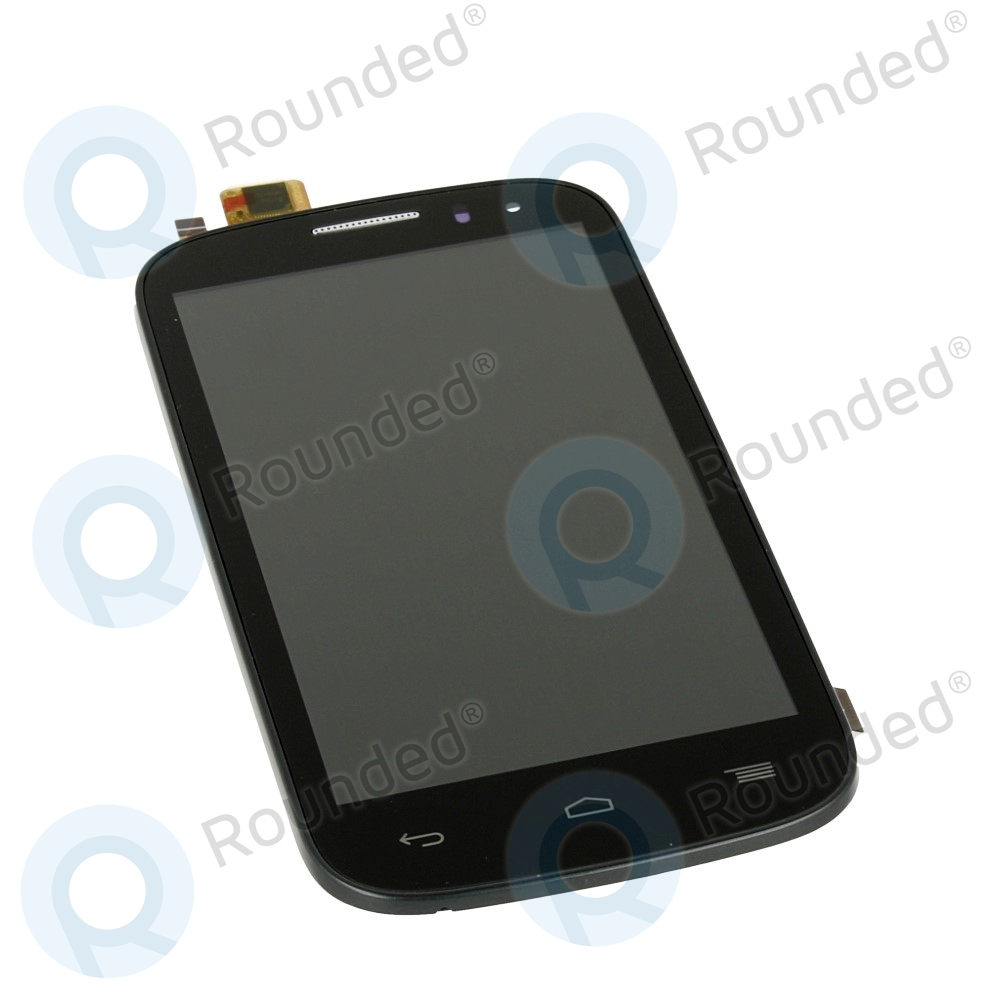 alcatel one touch pop c5 display module frontcover lcd. Black Bedroom Furniture Sets. Home Design Ideas