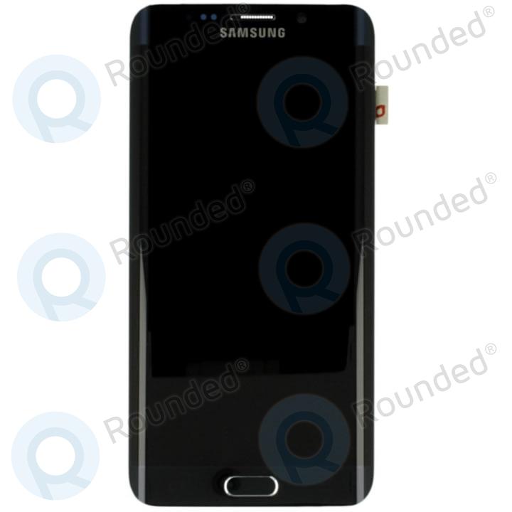Samsung Galaxy S6 Edge+ (SM-G928F) Display unit complete blackGH97-17819B image-1