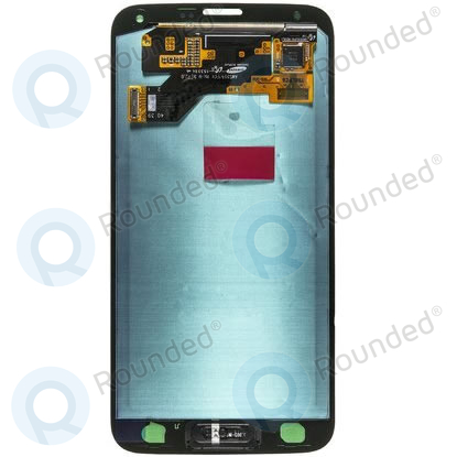Samsung Galaxy S5 Neo (SM-G903F) Display unit complete silverGH97-17787C image-2