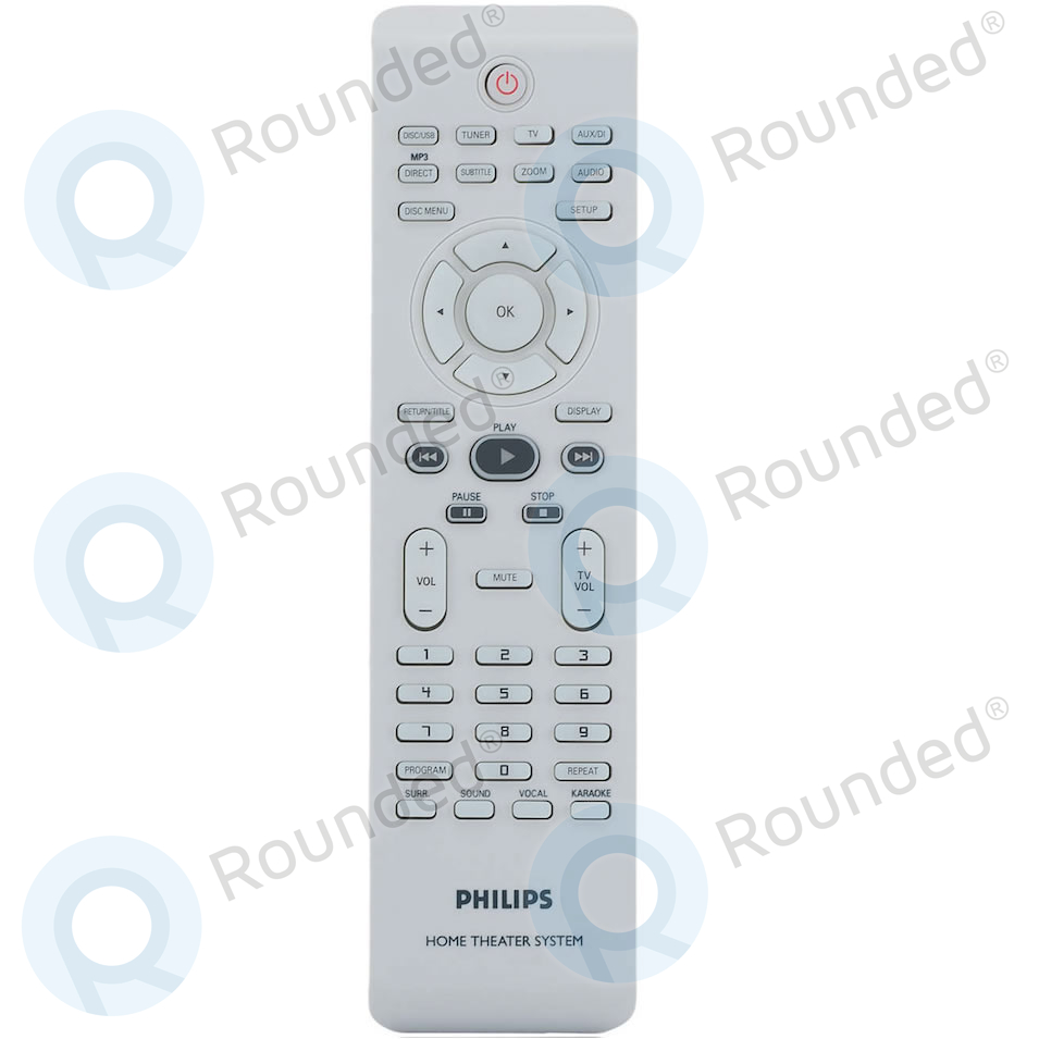 Philips Remote control CRP617/01 for HTS6500, HTS6510
