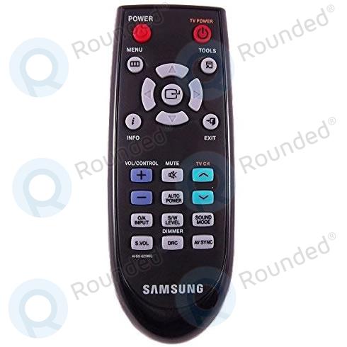 samsung remote control hw c450 ah59 02196g. Black Bedroom Furniture Sets. Home Design Ideas