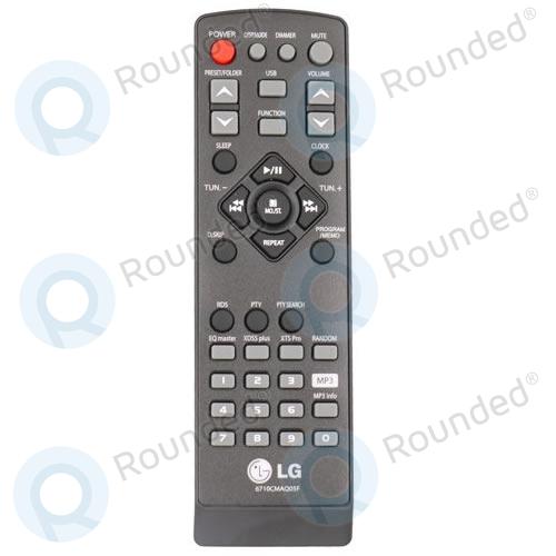 LG  Remote control 6710CMAQ05F 6710CMAQ05F