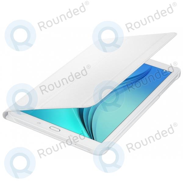 Samsung Tab Book Cover White : Samsung galaxy tab e book cover white