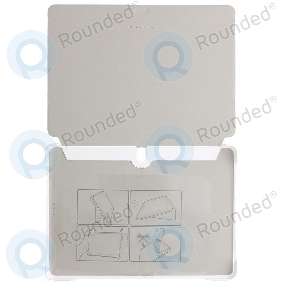 Samsung Tab Book Cover White : Samsung galaxy tab pro book cover white