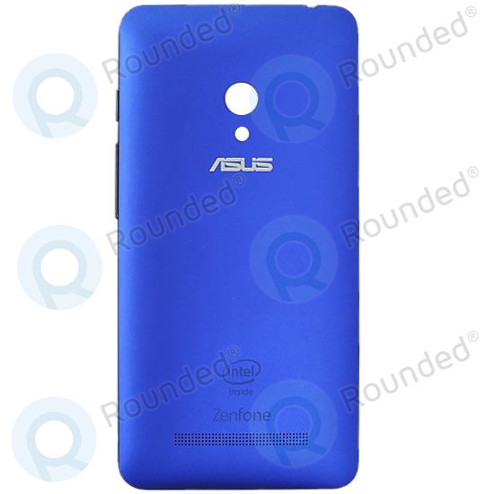 official photos d0155 d6556 Asus Zenfone 5 Battery cover blue incl. Side keys
