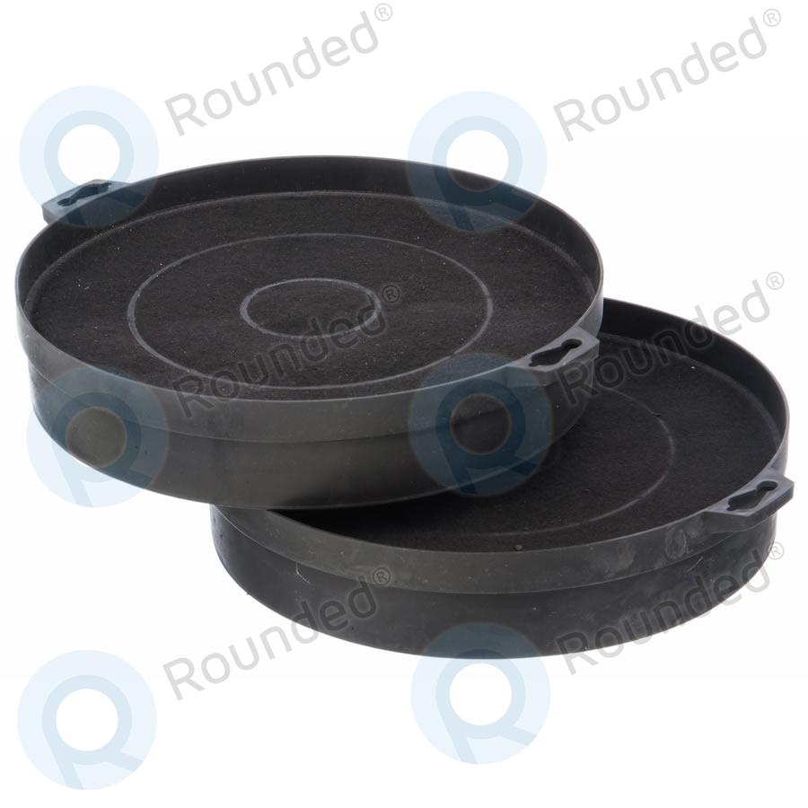Bosch / Siemens  Active carbon filter DHZ5140, DHZ5146, LZ51400, Z5115X0 Diameter: 20cm (353121) 2pcs 00353121 image-1