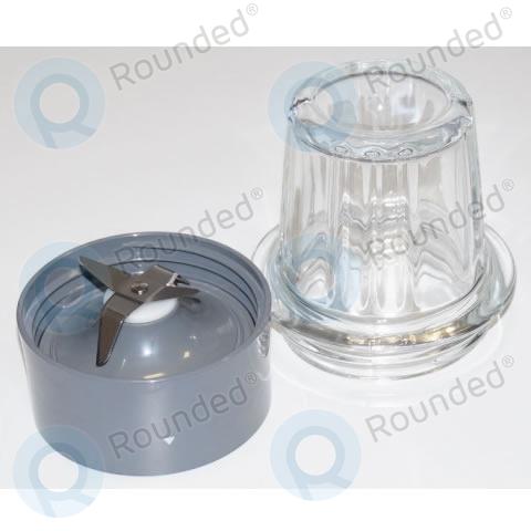 Kenwood AT286 Glass mini chopper/mill attachment KW714229