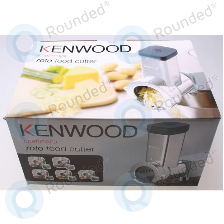 Kenwood Kenwood At643 Roto Food Cutter Attachment Awat643b01
