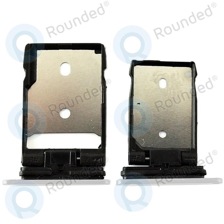 HTC One A9 Sim tray + MicroSD tray white