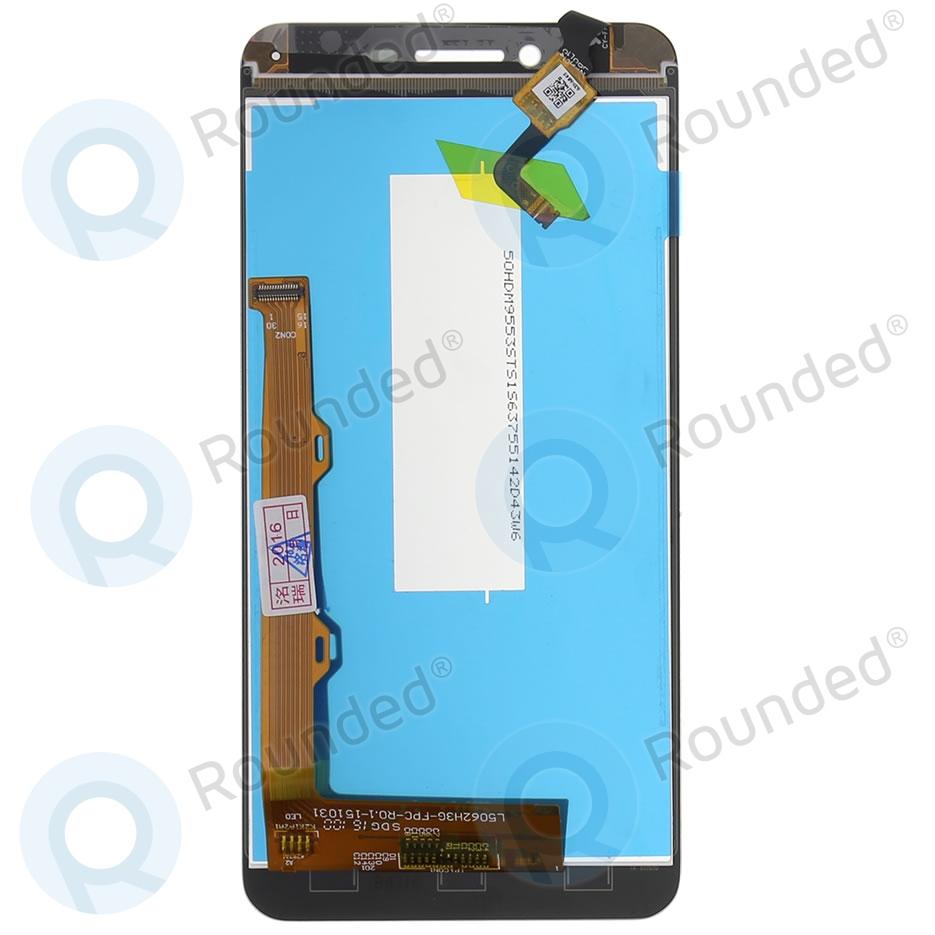 Lenovo Vibe K5 Plus Display Module Lcd Digitizer White Image 1