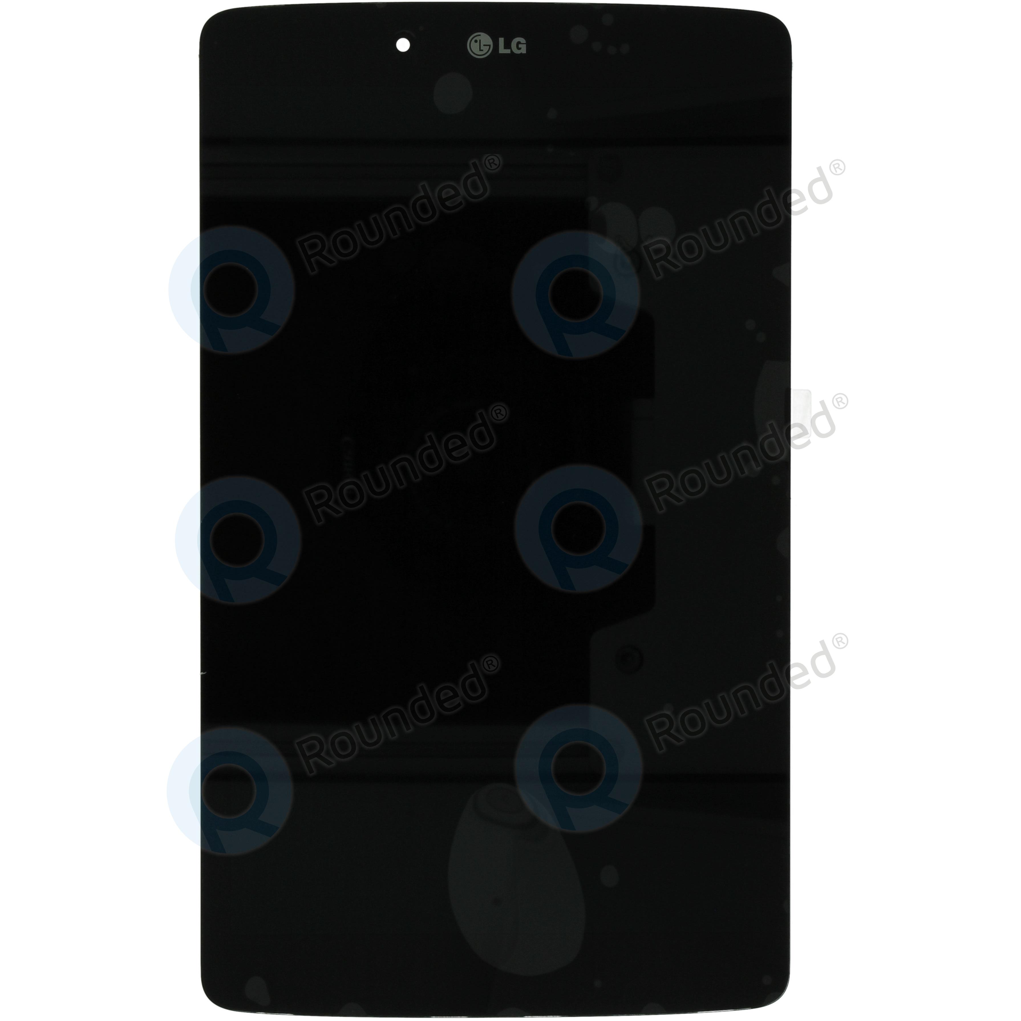 Lg G Pad 80 V480 Display Module Frontcover Lcd Digitizer Black 8 V490