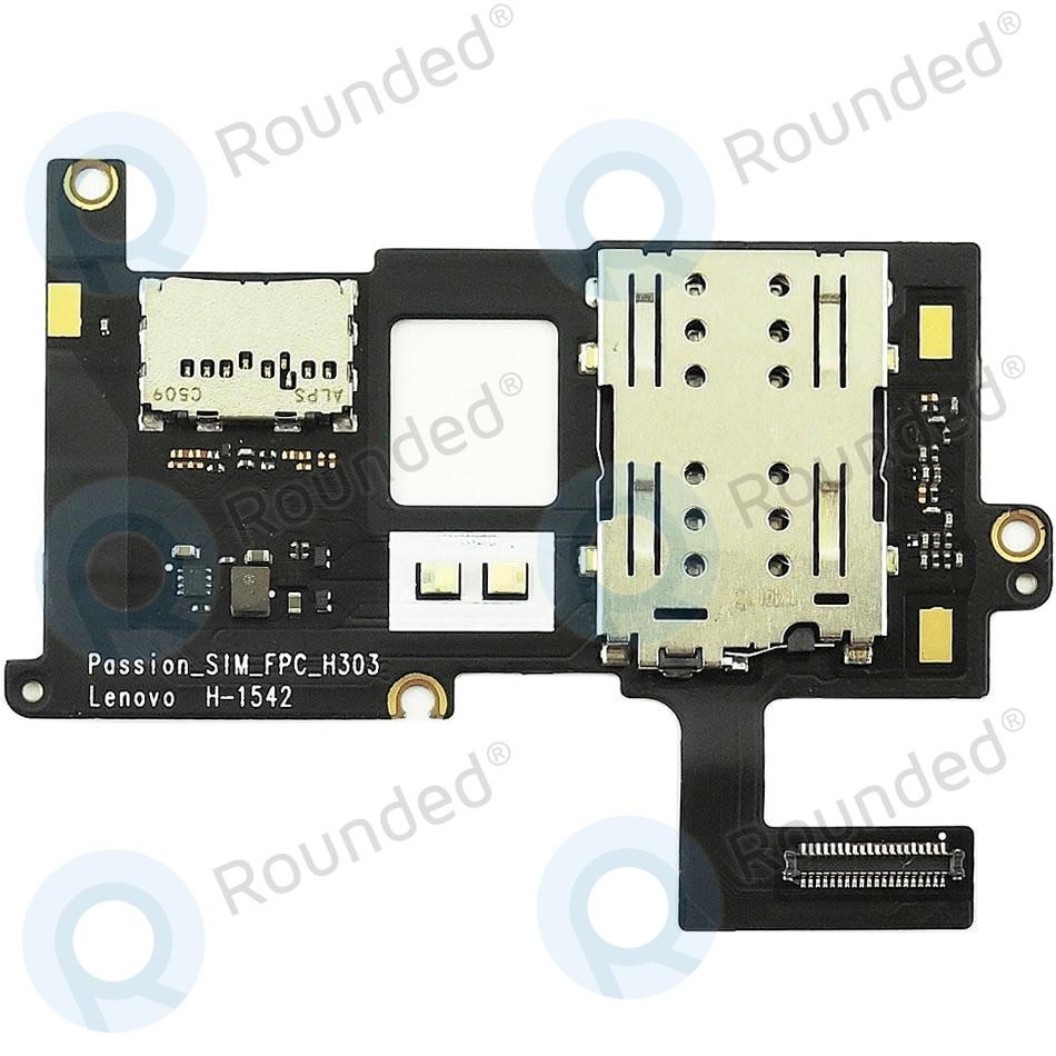 Lenovo Vibe P1 Sim reader + MicroSD reader