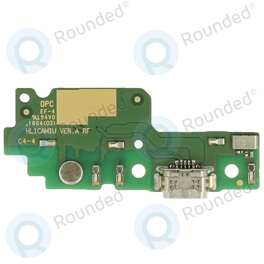 Huawei Y6 II (CAM-L21) USB charging board 02350VNN