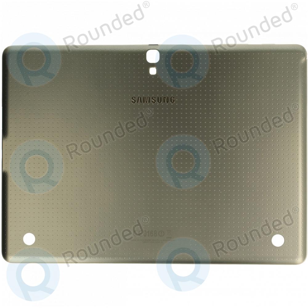 5eea1c9a828 Samsung Galaxy Tab S 10.5 Wifi (SM-T800) Back cover titanium bronze GH98 ...