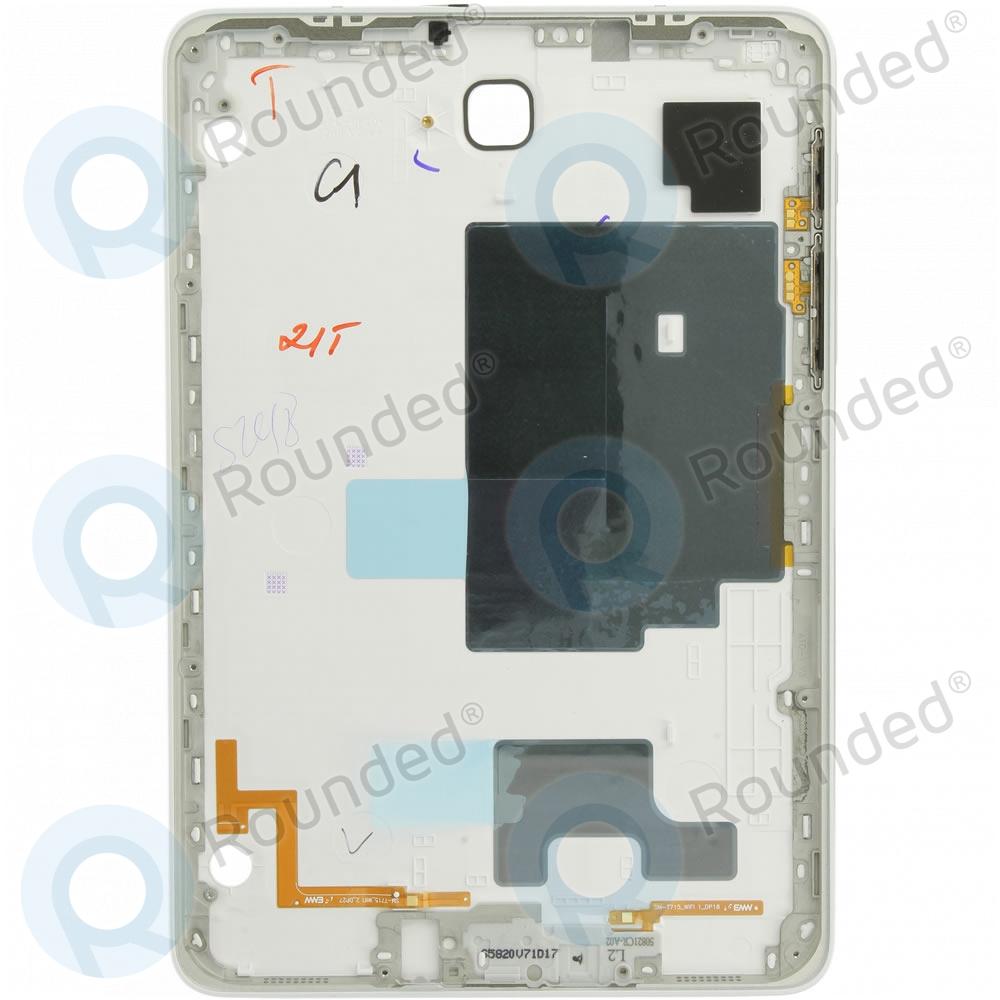 new style c2c3b 198ed Samsung Galaxy Tab S2 8.0 Wifi (SM-T710) Back cover white