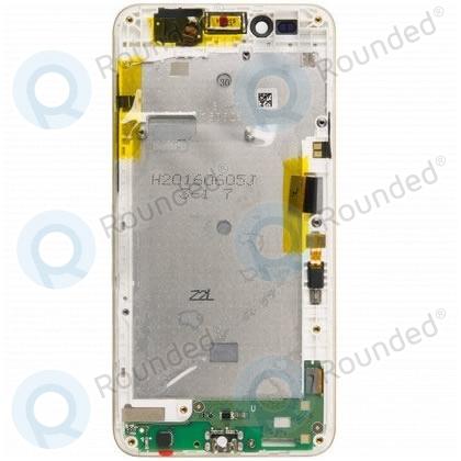 Huawei Y3 II 2016 3G (LUA-U22) Display module frontcover+lcd+digitizer gold  97070NNW
