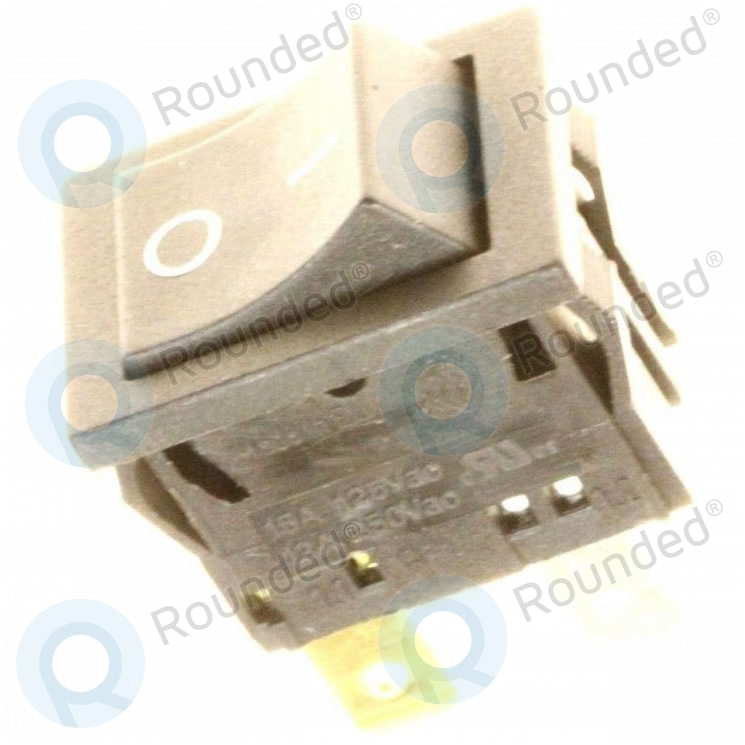 Philips Switch Power switch 2 poles 10A 250V 242212625106