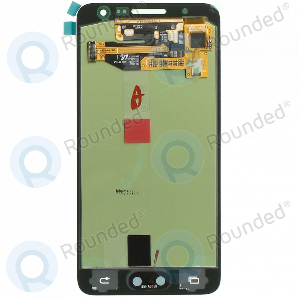 Samsung Galaxy A3 (SM-A300F) Display unit complete gold GH97-16747F GH97-16747F image-1