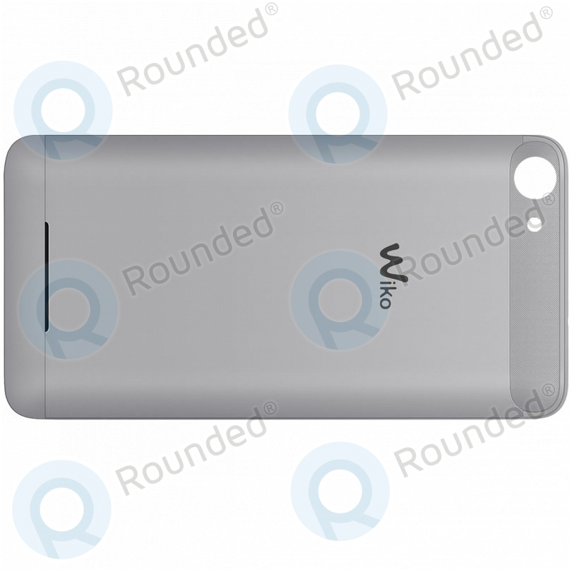Wiko Jerry Battery cover black-grey M112-V46080-101