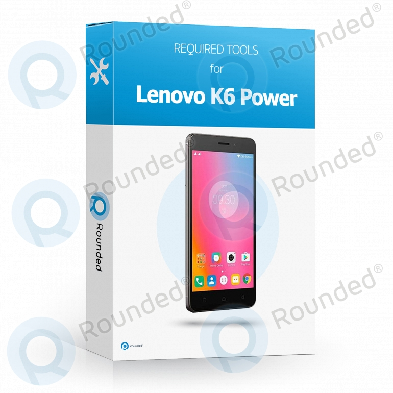 Lenovo K6 Power Toolbox