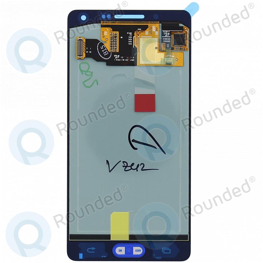 Samsung Galaxy A5 (SM-A500F) Display unit complete gold GH97-16679F GH97-16679F image-1