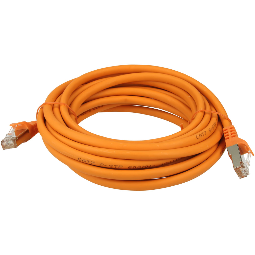 Ftp Cat7 Network Cable 5 Meter Awg Rj45 Connector Wiring Wires Type S