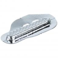 Huawei P9 Plus Earpiece dust mesh silver Earpiece dust mesh. Dust mesh/grill for ear speaker. Earpiece dust grid. Speaker net. 4051805365654