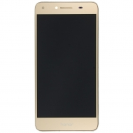 Huawei Y6 II Compact Display module frontcover+lcd+digitizer gold 97070PMY 97070PMY